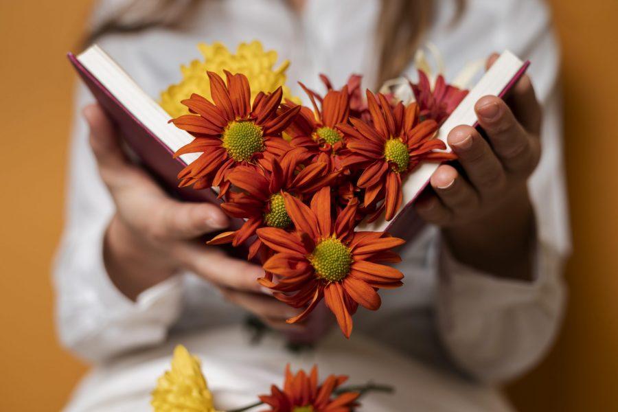 Յուրօրինակ աշնանային ծաղիկներ